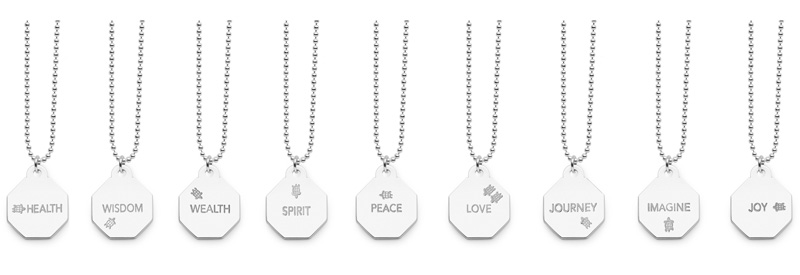 Shop Feng Shui Necklaces at talkTotheturtle.com